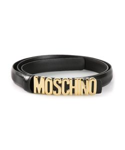 Moschino | Ремень С Бляшкой-Логотипом