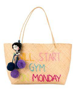 MUA MUA | Сумка-Тоут I Will Start Gym On Monday