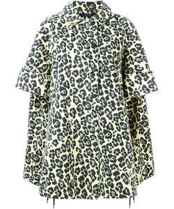 Sibling | Leopard Print Oversized Coat