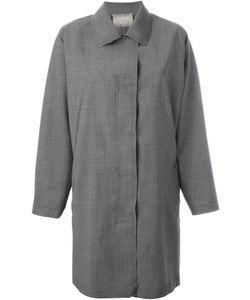 Lanvin | Пальто С Необработанными Краями