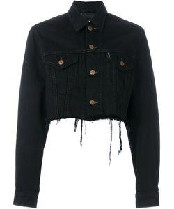 Blackyoto | Укороченная Джинсовая Куртка