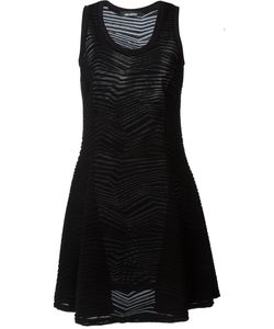Neil Barrett | Вязаное Платье Без Рукавов