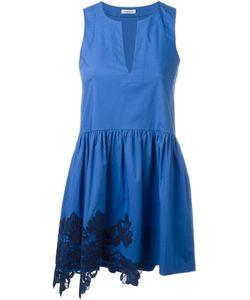 P.A.R.O.S.H. | Платье С Ажурным Подолом