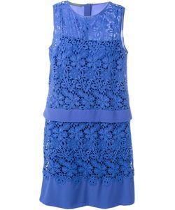 Alberta Ferretti | Кружевное Платье