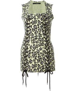 Sibling | Платье С Леопардовым Принтом