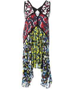 Nafsika Skourti | Платье Асимметричного Кроя С Принтом