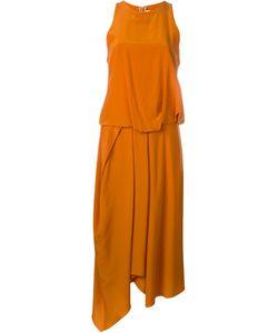 Chalayan | Драпированное Платье Со Сборкой