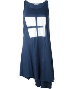 SUZUSAN | Асимметричное Платье I. Shibori