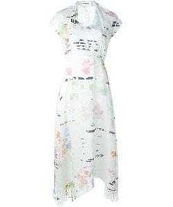 Chalayan | Длинное Платье Со Сборками На Талии
