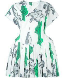 Julien David | Платье С Цветочным Принтом