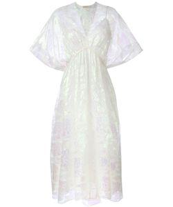 Tory Burch | Платье C V-Образным Вырезом