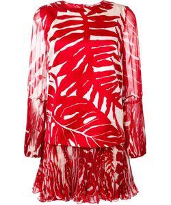 Ermanno Scervino | Платье С Растительным Принтом