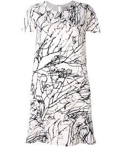 Eggs | Платье С Абстрактным Принтом