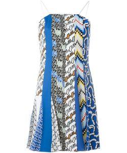 Kenzo | Платье На Бретельках С Узором