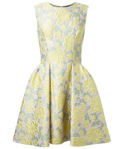 Ermanno Scervino | Жаккардовое Платье Со Складками