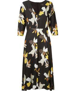 ANDREA MARQUES | Платье Миди С Цветочным Принтом