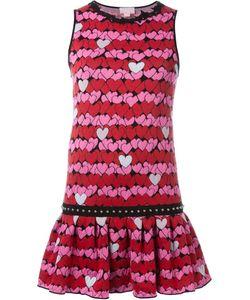 GIAMBA | Платье С Принтом Сердец