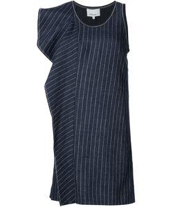3.1 Phillip Lim | Платье В Полоску С Оборками