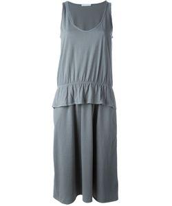 SOCIETE ANONYME | Платье С Баской