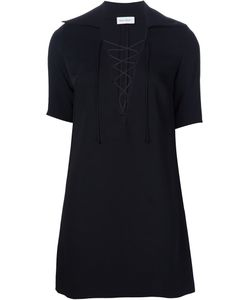 BEAU SOUCI | Lace Up Dress