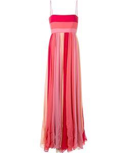 CAPUCCI | Длинное Полосатое Платье