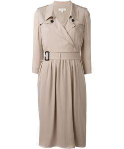 Burberry London   Платье С Поясом