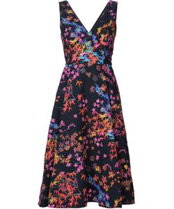 Saloni | Print Dress