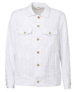 DIGAWEL | Рубашка С Контрастными Рукавами