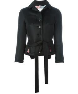 Maison Margiela | Куртка С Поясом На Талии