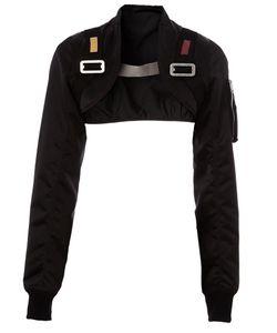 Rick Owens | Укороченная Куртка