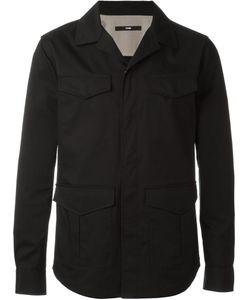 SYSTEM HOMME | -Flap Pockets Jacket