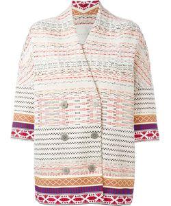 Miahatami | Double Breasted Jacket
