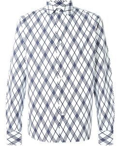GABRIELE PASINI | Рубашка В Клетку