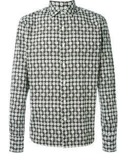 GABRIELE PASINI | Рубашка С Геометрическим Принтом