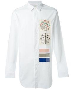 Cy Choi   Рубашка С Заплатками