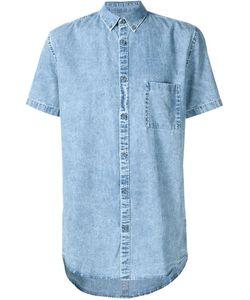 ZANEROBE | Джинсовая Рубашка С Короткими Рукавами