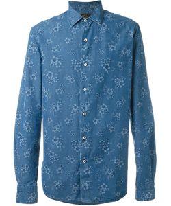 GABRIELE PASINI | Рубашка С Цветочным Принтом