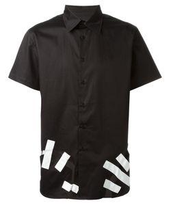 Christopher Shannon | Рубашка С Вырезными Деталями