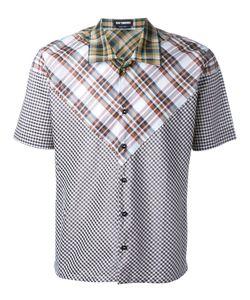 Raf Simons | Лоскутная Рубашка