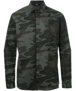 ASSIN | Куртка С Камуфляжным Принтом