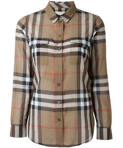 Burberry Brit | Рубашка В Клетку