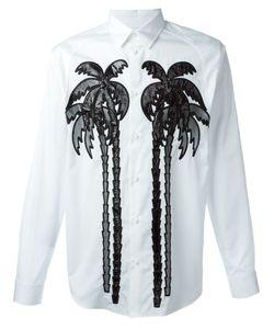 Dsquared2 | Рубашка С Пальмами