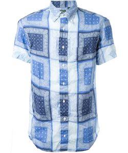 Gitman Vintage   Paisley Print Shirt