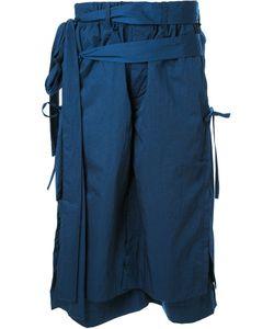 CRAIG GREEN | Crinkle Track Shorts