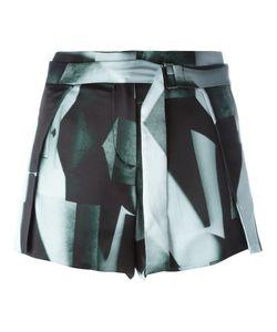 Ann Demeulemeester | Belted Shorts