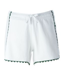 Jour/Né | Scallop Trim Shorts