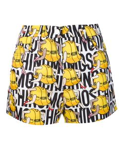 Moschino | Hard Hat Print Shorts