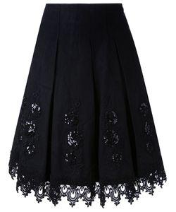 DRESS CAMP | Юбка А-Образного Кроя С Макраме
