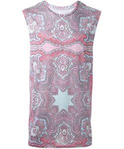 DRESS CAMP | Топ С Принтом Пейсли