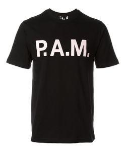 PAM PERKS AND MINI   Футболка С Принтом-Логотипом